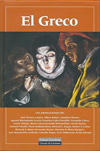 El Greco (Fundación Amigos del Museo del Prado) por Aa.Vv