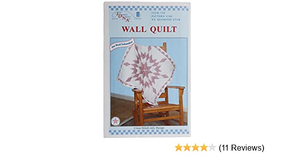 """Jack Dempsey Stamped White Wall Or Lap Quilt 36/""""X36/""""-Wedding 739 51"""
