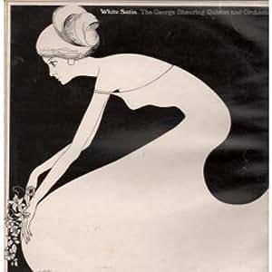 WHITE SATIN LP (VINYL) UK WORLD RECORD CLUB