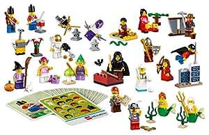 LEGO Education Fantasy Minifigure Set 213pieza (S) Set da Costruzione–Gioco di costruzioni, multicolore, 4anno (S), 213pezzo (S)