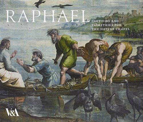 Raphael cartoons and tapestries for the sistine chapel /anglais