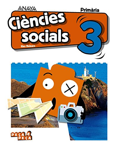 Ciències socials 3. (Peça a peça) por José Kelliam Benítez Orea