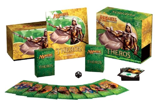Magic: The Gathering 82901 - Theros Fat Pack