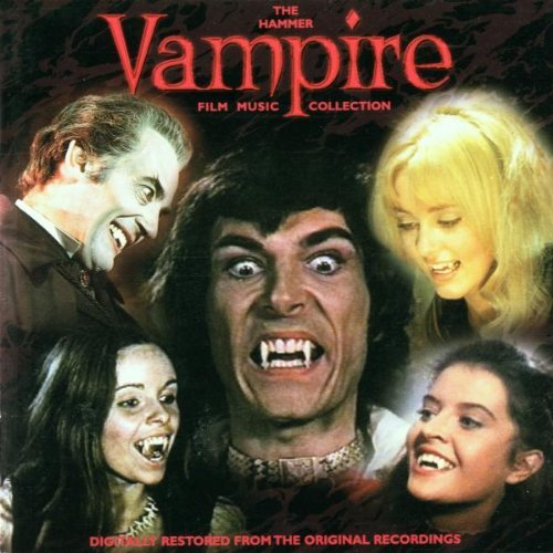 Hammer Vampire Film Music Collection by Hammer Vampire Film Music