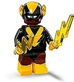 the Lego batman Film Serien 2 Minifigur - 71020 - Satz Rücksack Zip (schwarz Vulcan)
