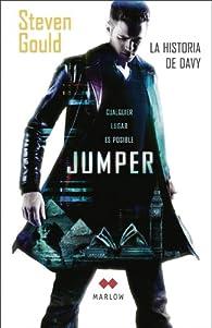 Jumper, la historia de Davy par Steven Gould
