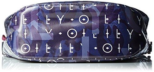 Tracolla Shoulderbag Lori - A Borse Lhf Donna Oilily Blue Blu dark