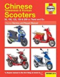 Chinese, Taiwanese & Korean Scooters 50cc, 125cc - Best Reviews Guide
