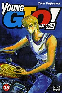 Young GTO Edition simple Tome 16
