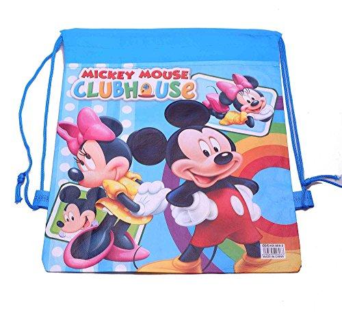 Funcart Mickey Mouse club house Haversack bag