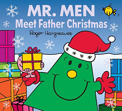 Mr. Men: Meet Father Christmas (Mr. Men & Little Miss Celebrations) por Adam Hargreaves