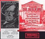 La Walkyrie, Barcelone 27.04.1955