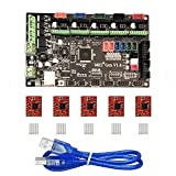KOOKYE 3D Stampante componente per Arduino RepRap (3D controller MKS Gen V1.4 + A4988) immagine