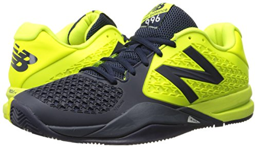 New Balance Mens 996v2 Tennis Shoe Jaune