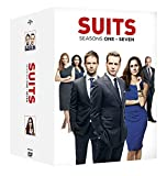 Suits: Season 1-7 Set (28 Dvd) [Edizione: Regno Unito]
