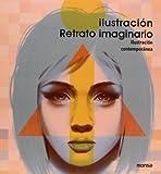 Ilustración Retrato Imaginario. Ilustración Contemporánea