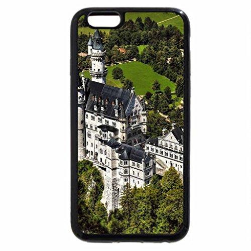 iPhone 6S / iPhone 6 Case (Black) the quintessential gorgeous castle