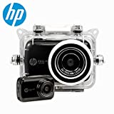 1080p Mini WiFi Wireless Camcorder with Ultra HD Lens and Sony Digital Image Sensor HP LC200W Ideal...
