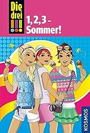 Die drei !!!, 1,2,3 Sommer! (drei Ausrufezeichen)