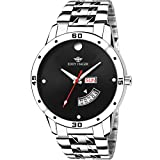 #9: Eddy Hager Analogue Black Men's Watch - EH-210-BK
