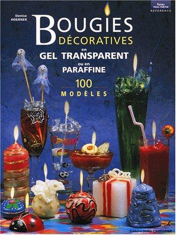 Bougies décoratives par Denise Hoerner