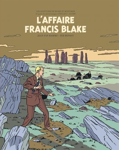 Blake & Mortimer - tome 13 - Affaire Francis Blake (L') - Édition bibliophile par Van Hamme Jean