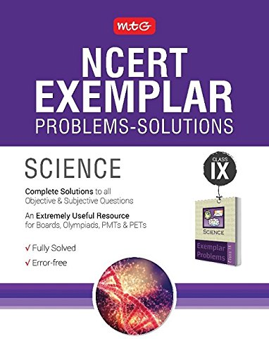 NCERT Exemplar Problems - Solutions Science Class 9