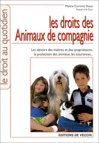 Les droits des animaux de compagnie