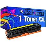 PlatinumSerie® 1 Toner-Patrone XL Gelb kompatibel für HP CB542A 125A HP Color LaserJet MFP CP 1510 Series CM 1512 A CM 1512 H