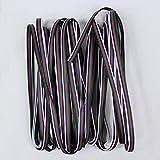 RGBW cable de extensión para el LED Strip RGBW 5050 cinta RGB blanco cálido 5pin Cable 10m Cable 33ft