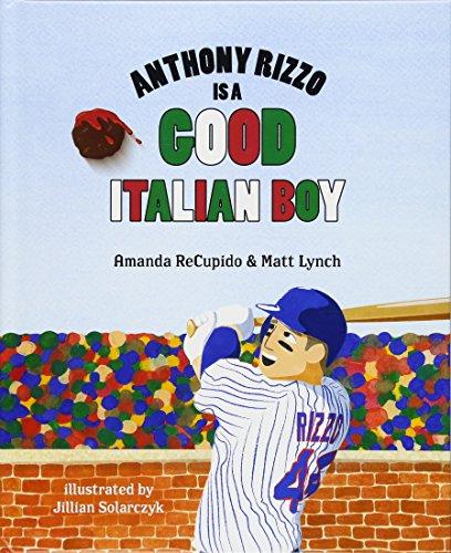 Anthony Rizzo Is a Good Italian Boy por Amanda Recupido