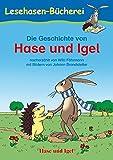 Die Geschichte von Hase und Igel: Schulausgabe (Lesehasen-Bücherei)
