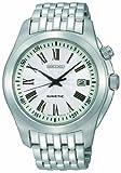 Seiko Herren-Armbanduhr XL Kinetic Analog Automatik Edelstahl SKA467P1