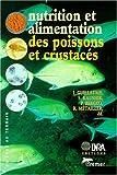 Nutrition et alimentation des poissons et crustacés