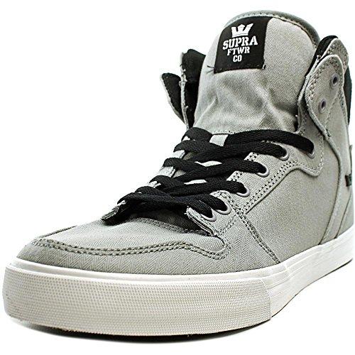 Supra Vaider S28058, Sneaker uomo Grey/Black-White