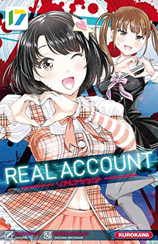 Real Account Edition simple Tome 17