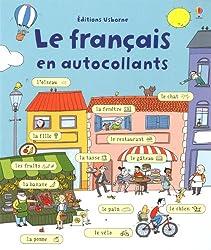 Le français en autocollants