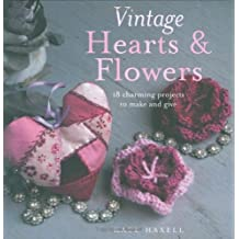 Vintage Hearts and Flowers