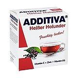 Additiva Heisser Holunder Pulver 100 g