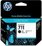 HP 711 schwarz Original Tintenpatrone mit hoher Reichweite