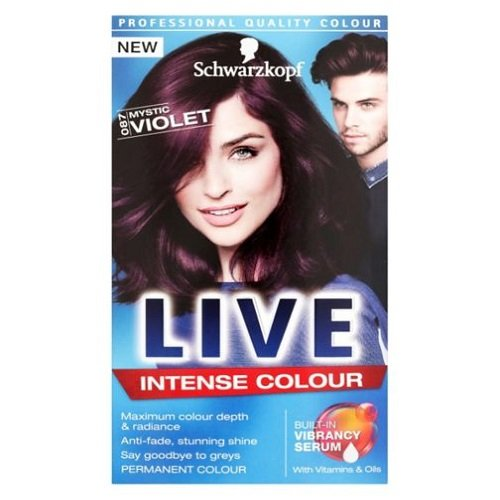 Schwarzkop Live Color XXL 87 Mystic Violet