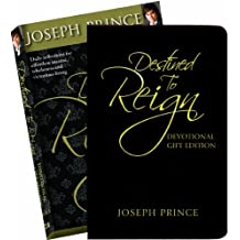 Destined to Reign Devotional, Gift Edition: Daily Reflections for Effortless Success, Wholeness and Victorious Living