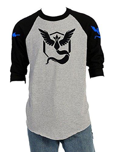 BOMOVO Herren Funktionsunterwäsch Rund-Ausschnitt Slim T-Shirt Grau1