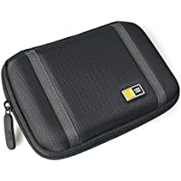 Case Logic Molded Eva Foam Portable Electronics with Protect Your Valuable GPS - Black