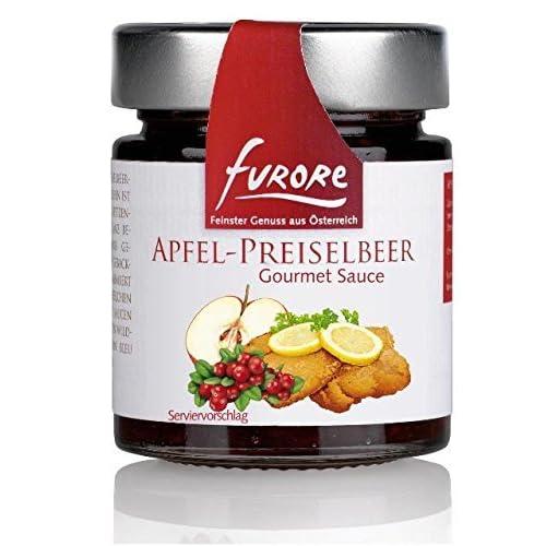 Furore Apfel Preiselbeer Gourmet Sauce