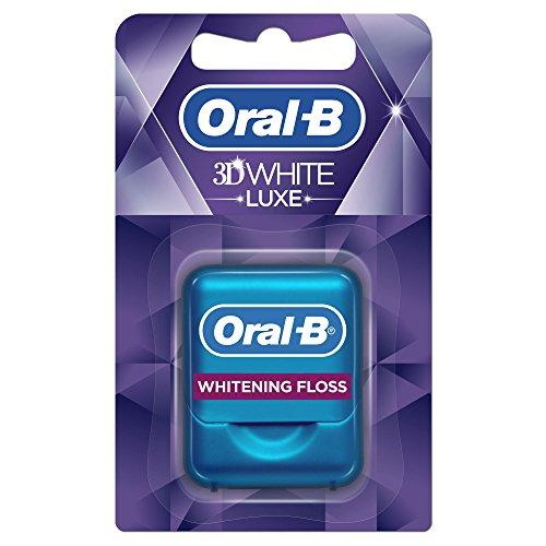 Oral-B 3D White Luxe Whitening Zahnseide, 35 m, 1 - Oral-b White Zahnbürste 3d