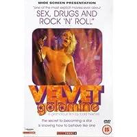 Velvet Goldmine [DVD] [1998] by Ewan McGregor