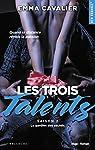 Les trois talents Saison 2 Le gardien des secrets par Cavalier