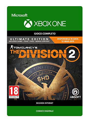 Tom Clancy's The Division 2: Ultimate Edition | Xbox One - Codice download