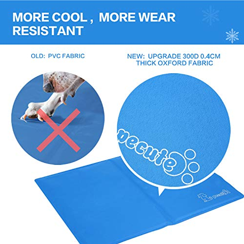 Zoom IMG-2 pecute tappetino raffreddamento cane grandi